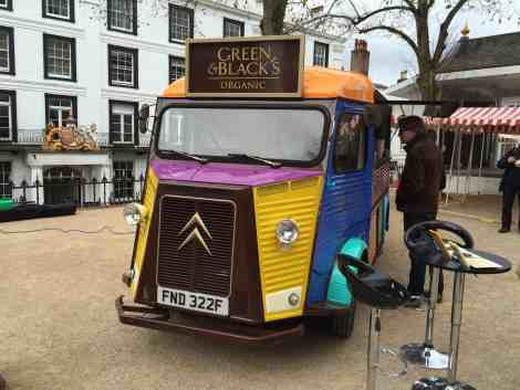 Cocoa on the Pantiles, Tunbridge Wells