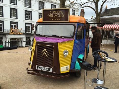 Cocoa on the Pantiles, Tunbridge Wells