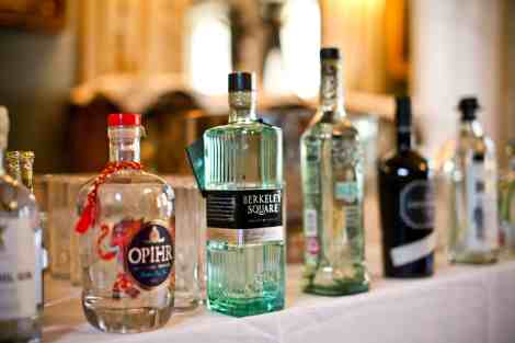 Today's gin offer a delicious range of flavours, each being special