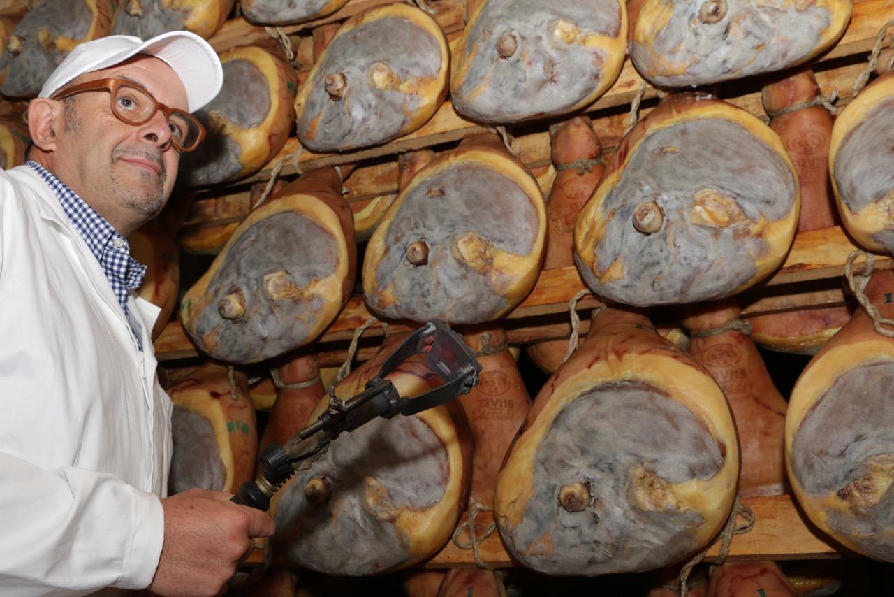 Hams ready for branding