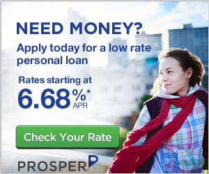 Checking Your Rates Doesn't Affect Your Credit.