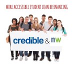 Refinance Student Loans- Credible & NerdWallet Partner to Help You