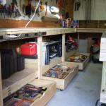 Three Ways to Monitor Your Garage or Workshop Storage Space