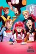 All-New X-Men #39 par Faith Erin Hicks