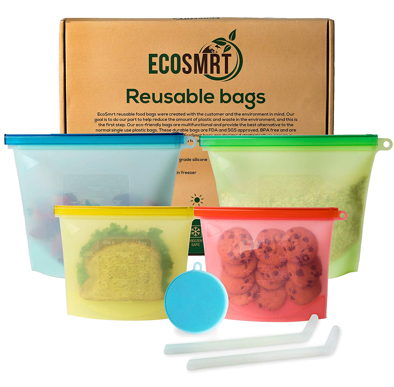 5 Green Alternatives To Ziploc Bags