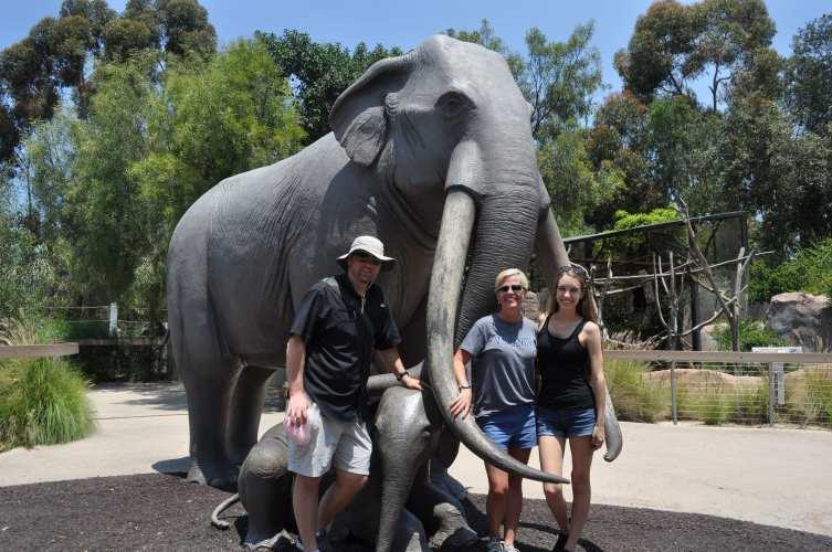 The San Diego Trip