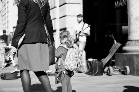 Street musians.3