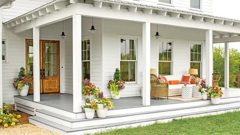 My Favorite Farmhouse Exterior Paint Colors The Lettered