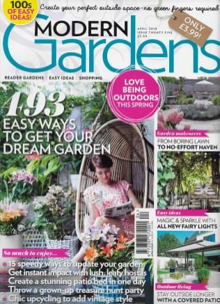 Modern Gardens LR