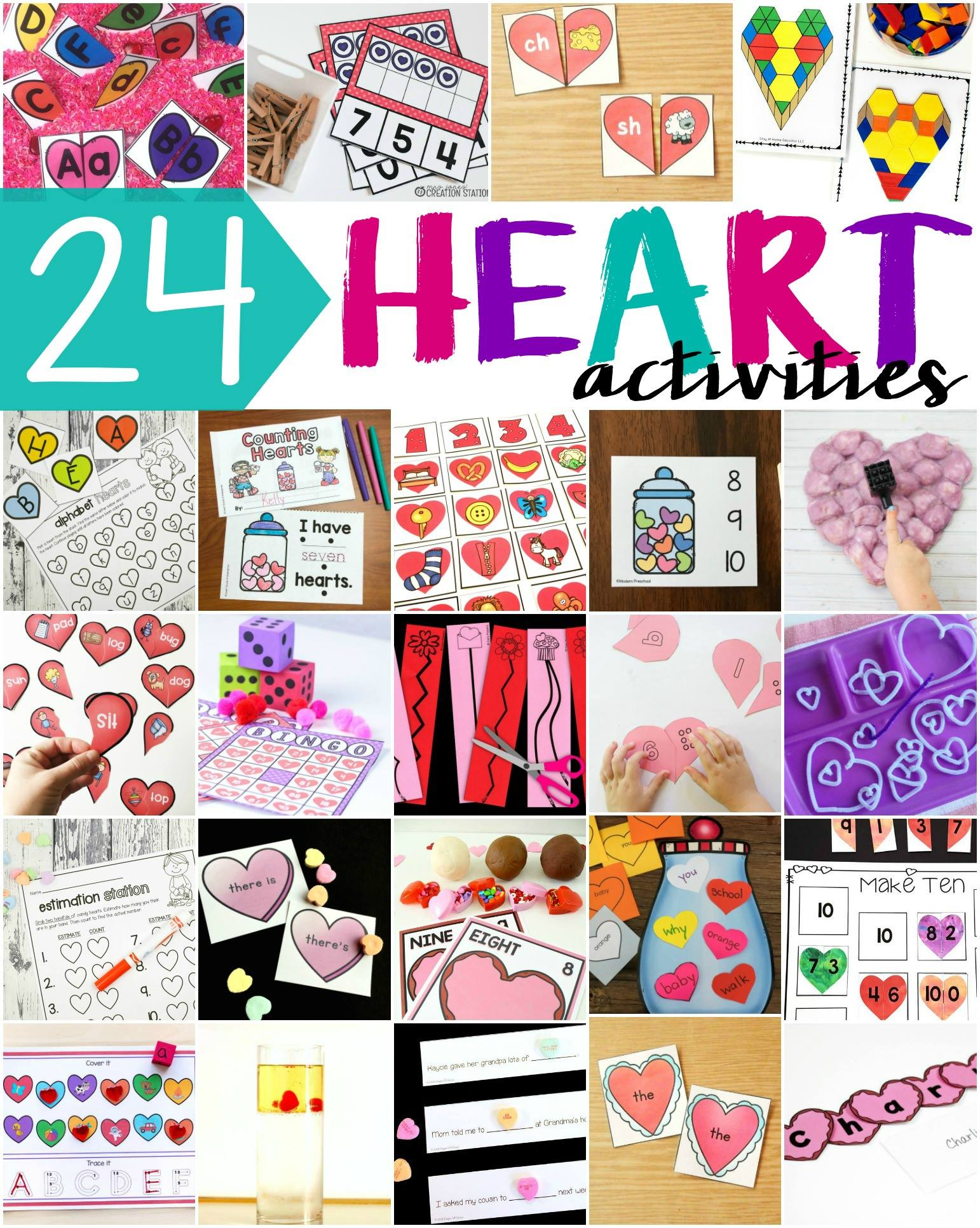 Heart Match Editable Valentine S Day Sight Word Game