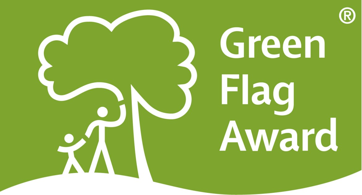 The Level has successfully been re-awarded a Green Flag for 2017/18