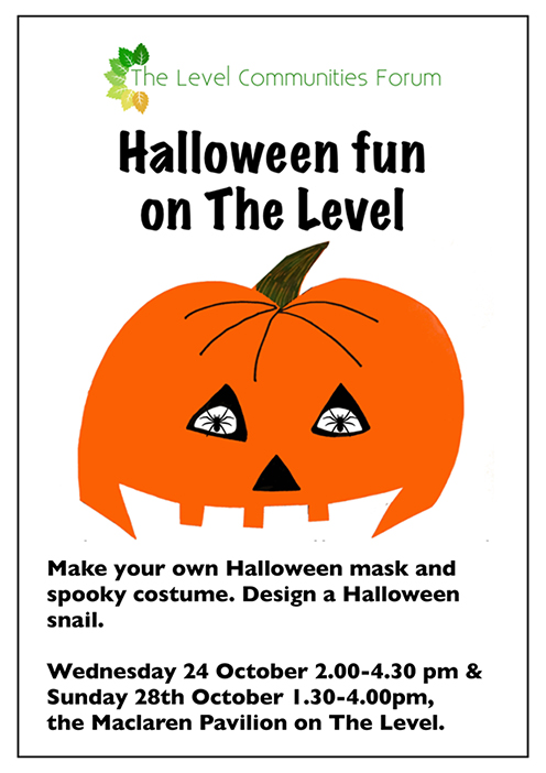Halloween fun on the Level 2018 – 2nd date!