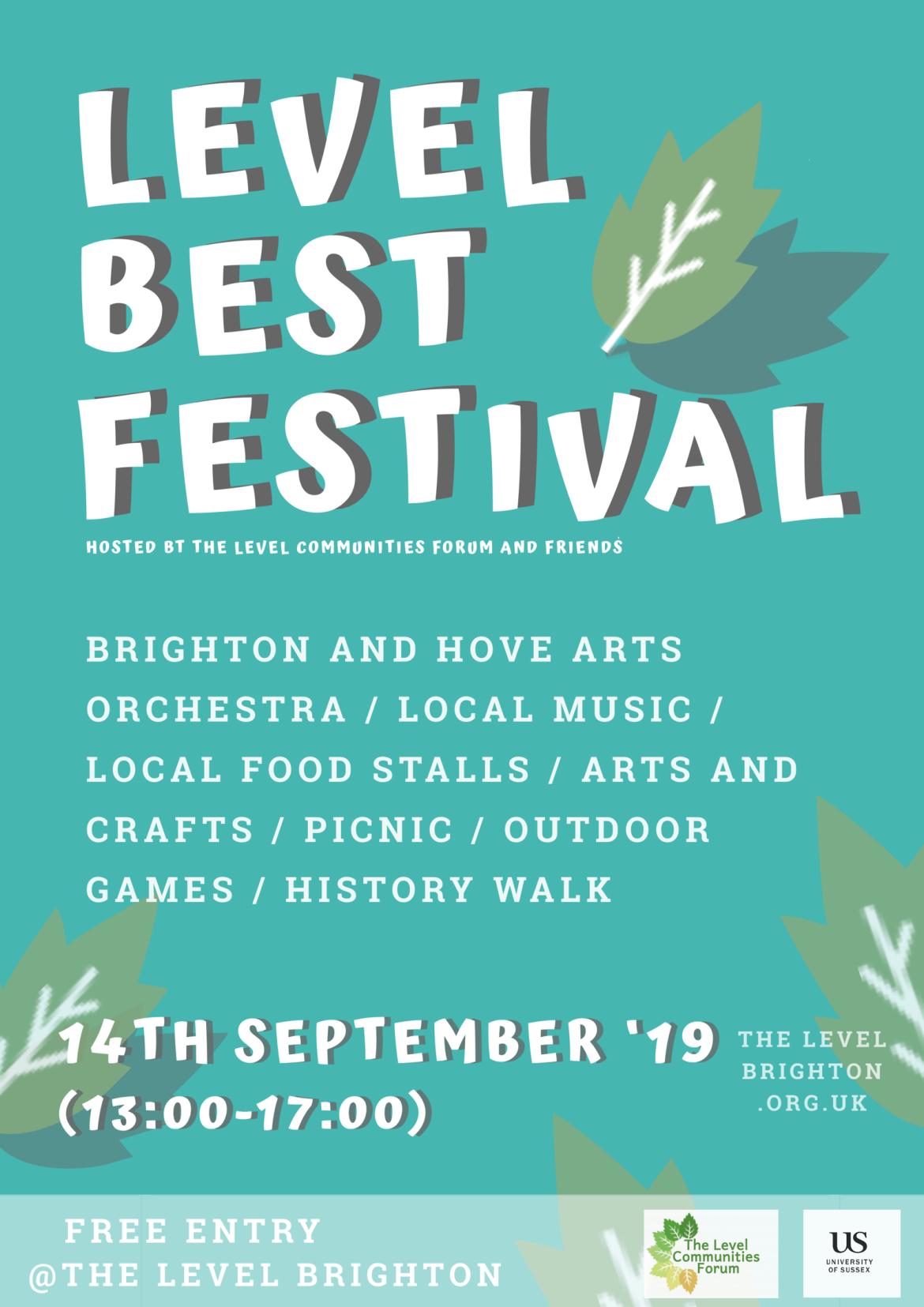 The Level Best Festival 2019