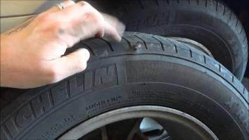 tyre repair sidewall