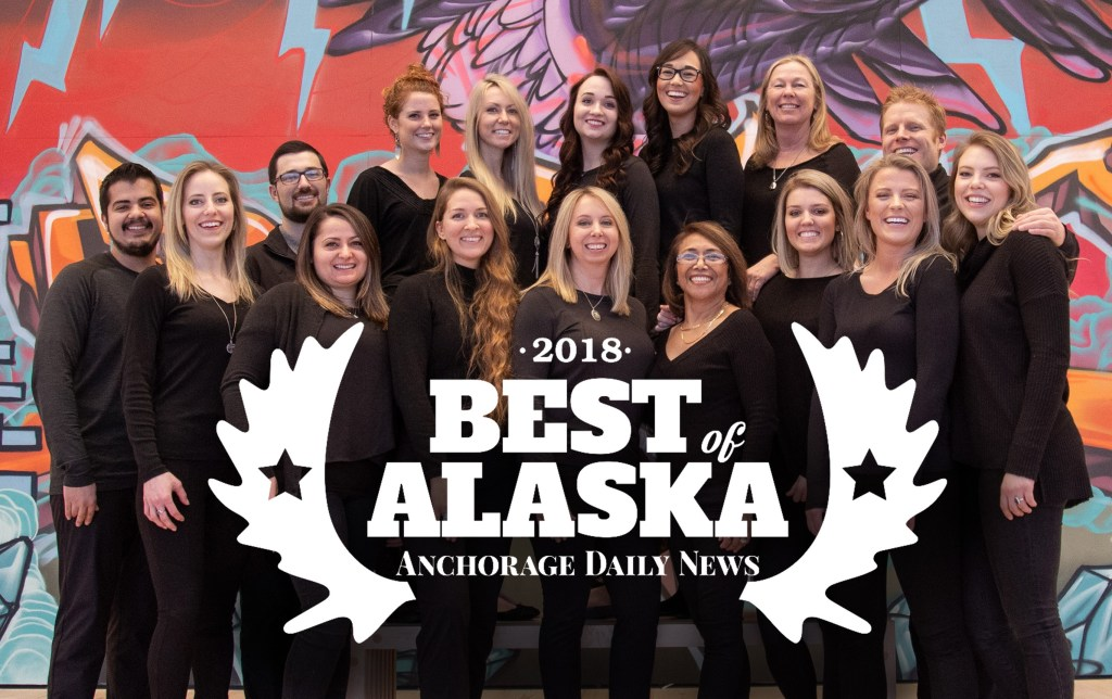 The Libby Group Anchorage Daily News Best of Alaska Dentist 1
