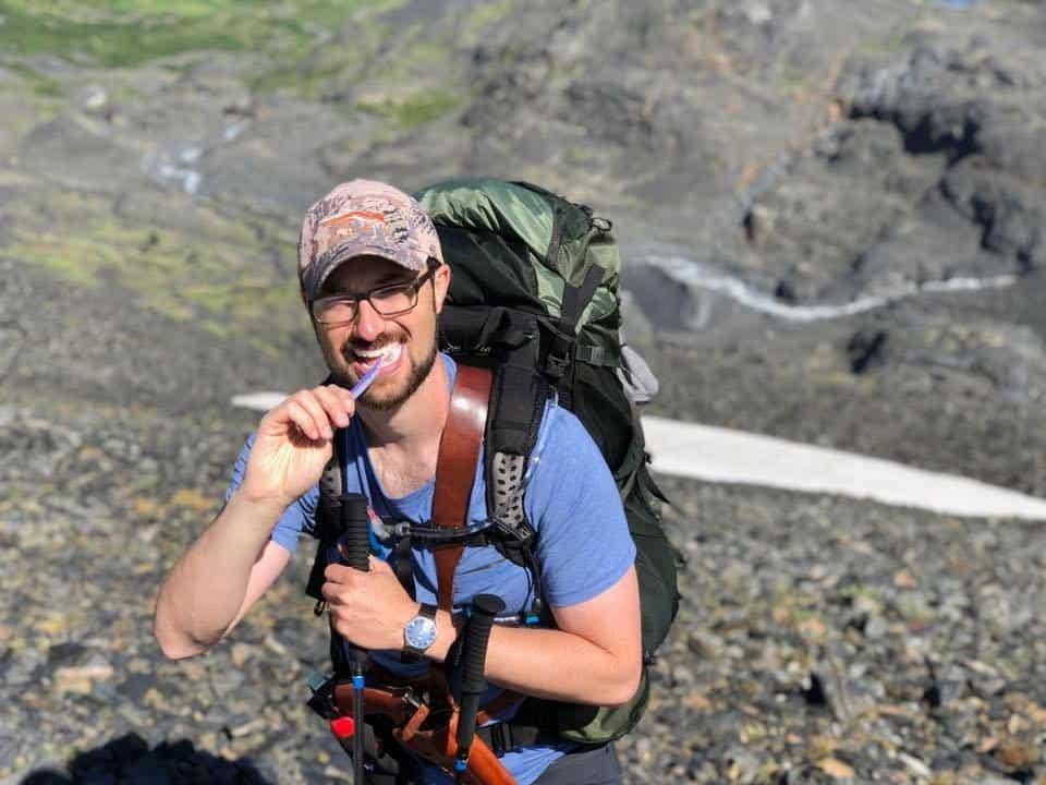 Dr Kyle Howell The Libby Group Hiking Chugach