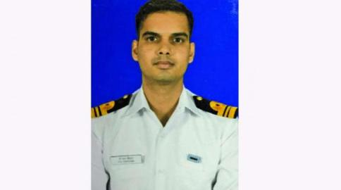 Lt. Cdr. D. S. Chauhan.