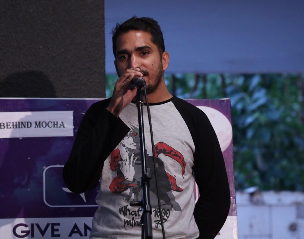 Vikram Sharma from Steerers.