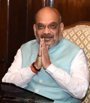 Union Home Minister Shri Amit Shah