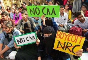 CAA and NRC Protest