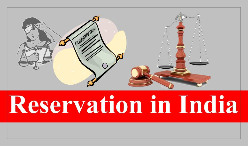 Reservation in India