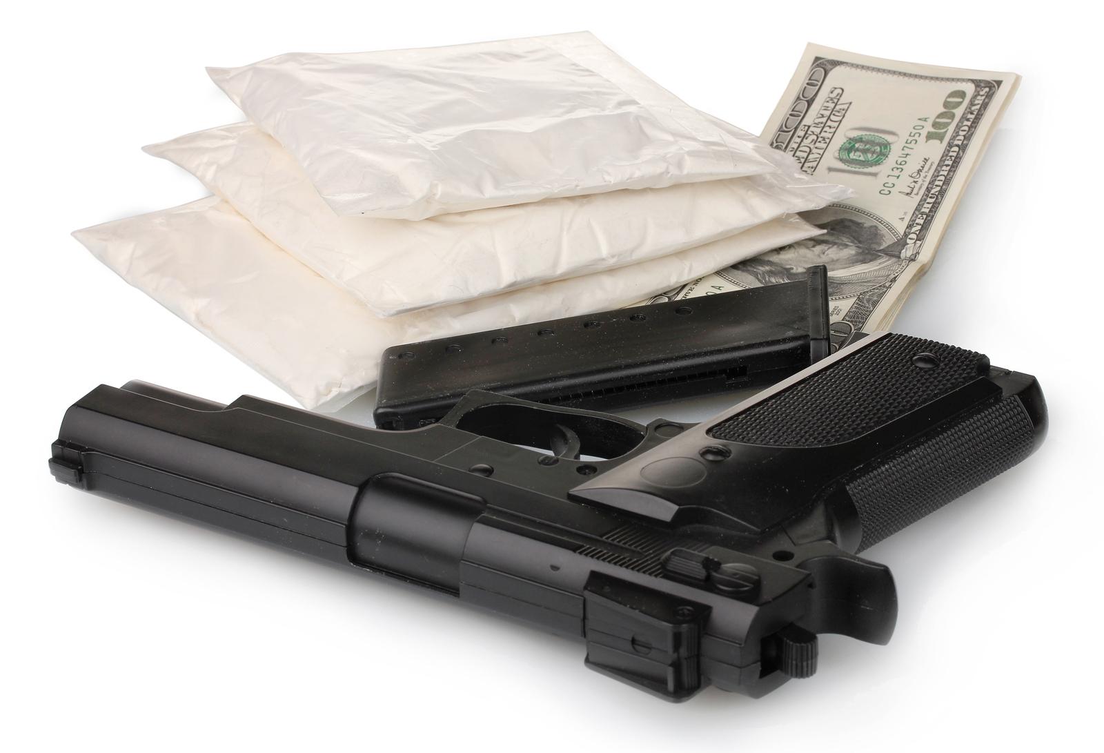 Guns Cars Drugs And Money