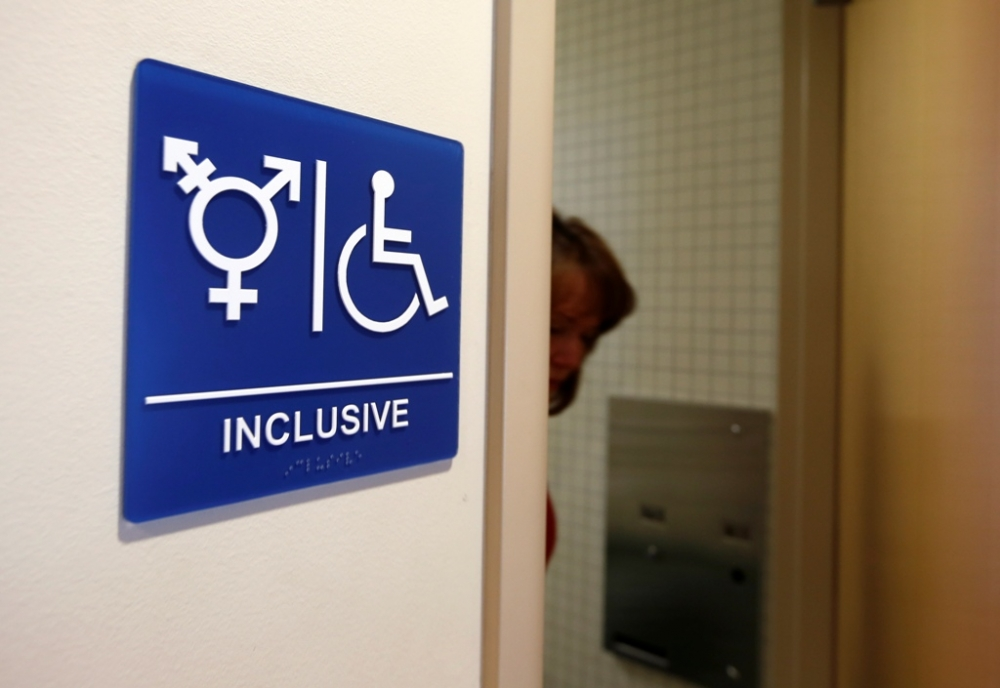 man strips in women's restroom, says new transgender rules make it