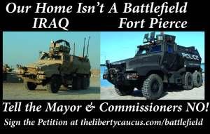 fort pierce home battlefield
