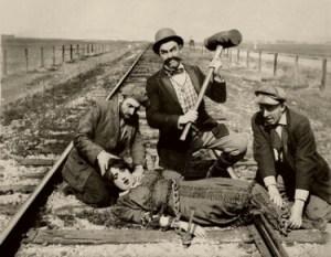 railroad tracks all aboard florida