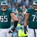 Eagles Offensive Line