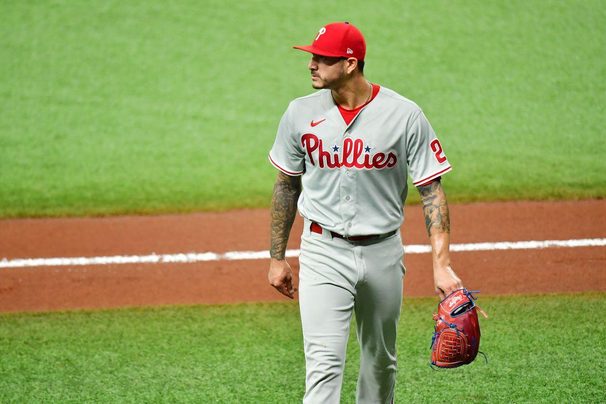 Phillies Vincent Velasquez