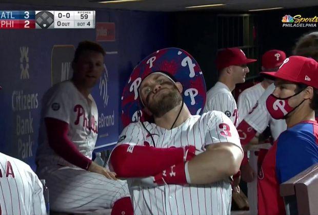 Phillies Home Run Hat