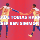 Tobias Harris Trade