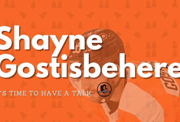 Shayne Gostisbehere