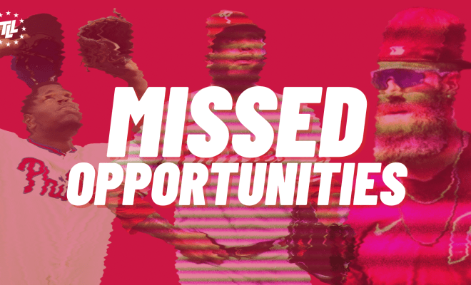 Phillies Missed Opportunities