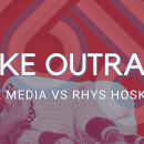 Rhys Hoskins Media Outrage
