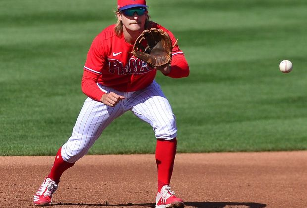Phillies Luke Williams