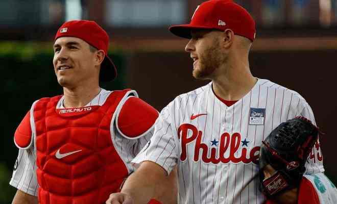 Phillies Realmuto Wheeler