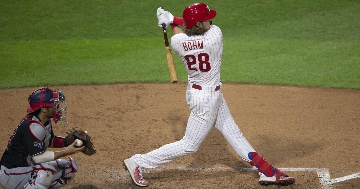 Phillies Alec Bohm