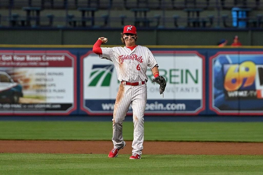 Phillies MLB Pipeline Bryson Stott