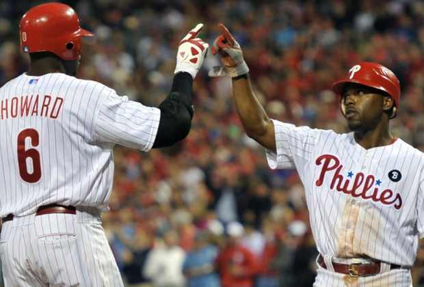Ryan Howard Jimmy Rollins Hall of Fame