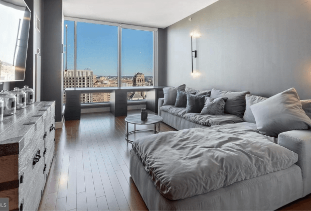 Ben Simmons Apartment For Sale