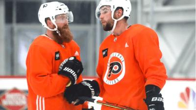 Flyers Season Opener Preview