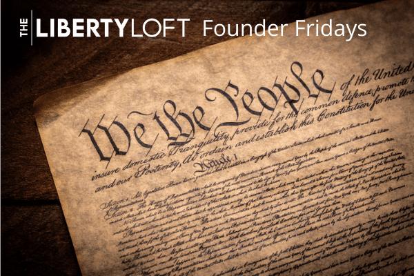 Founder Fridays, Pt. 2: Second Amendment