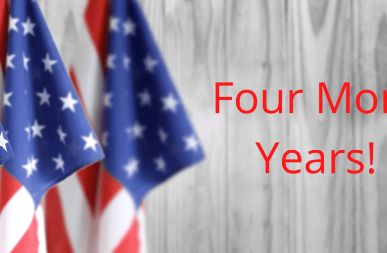 What would four more years look like?