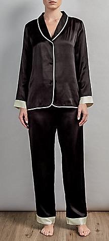 Silk pyjamas from John Lewis