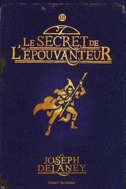 Couverture du Secret de l'epouvanteur