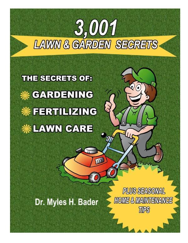 3,001 Lawn & Garden Secrets