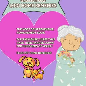 Grandma's 1,001 Home Remedies