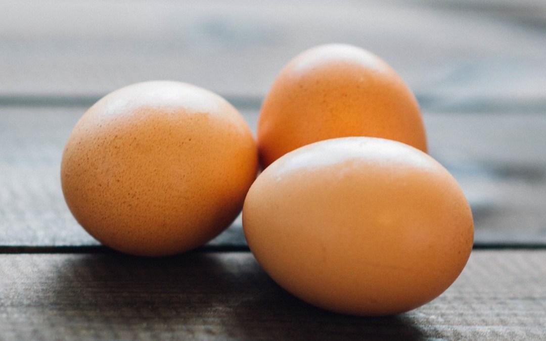 Walking on Eggshells! How to make chalk from eggshells